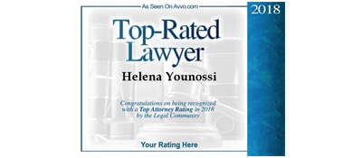 Avvo Top-Rated Attorney