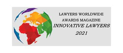 Lawyers Worldwide Awards Magazine Innovative Lawyers 2021