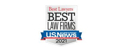 US News Best Lawyers 2021